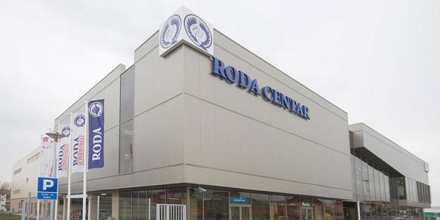 Roda centar