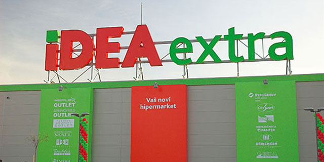 Hipermarket Konzum IDEA